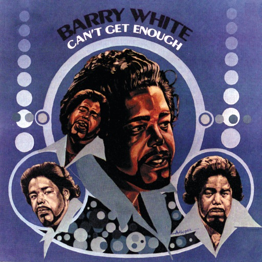 Art for Can't Get Enough Of Your Love, Babe by Barry White