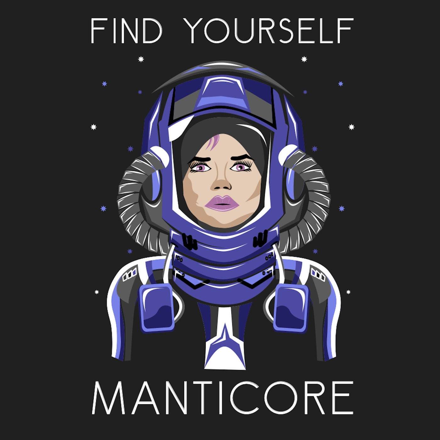 Find Yourself - Manticore [single] (2019)