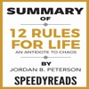 Summary of 12 Rules For Life: An Antidote to Chaos AudioBook Download