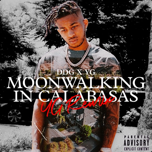 Moonwalking in Calabasas (YG Remix) - Single