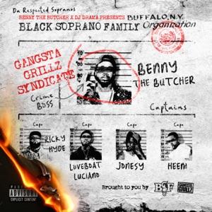 Black Soprano Family & Benny the Butcher - Quarantine