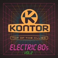 Jerome - Kontor Top of the Clubs: Electric 80s, Vol. 2 (DJ Mix) artwork