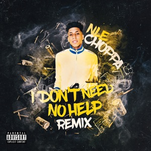 I Don't Need No Help (Glokknine Remix) - Single Mp3 Download