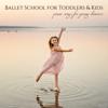 Dancing like Kids & Princess Cindarella - Ballet School for Toddlers & Kids – Piano Songs for Young Dancers, Toddler Dance Classes Background Music kunstwerk