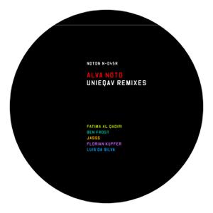 Alva Noto - Unieqav (Remixes)