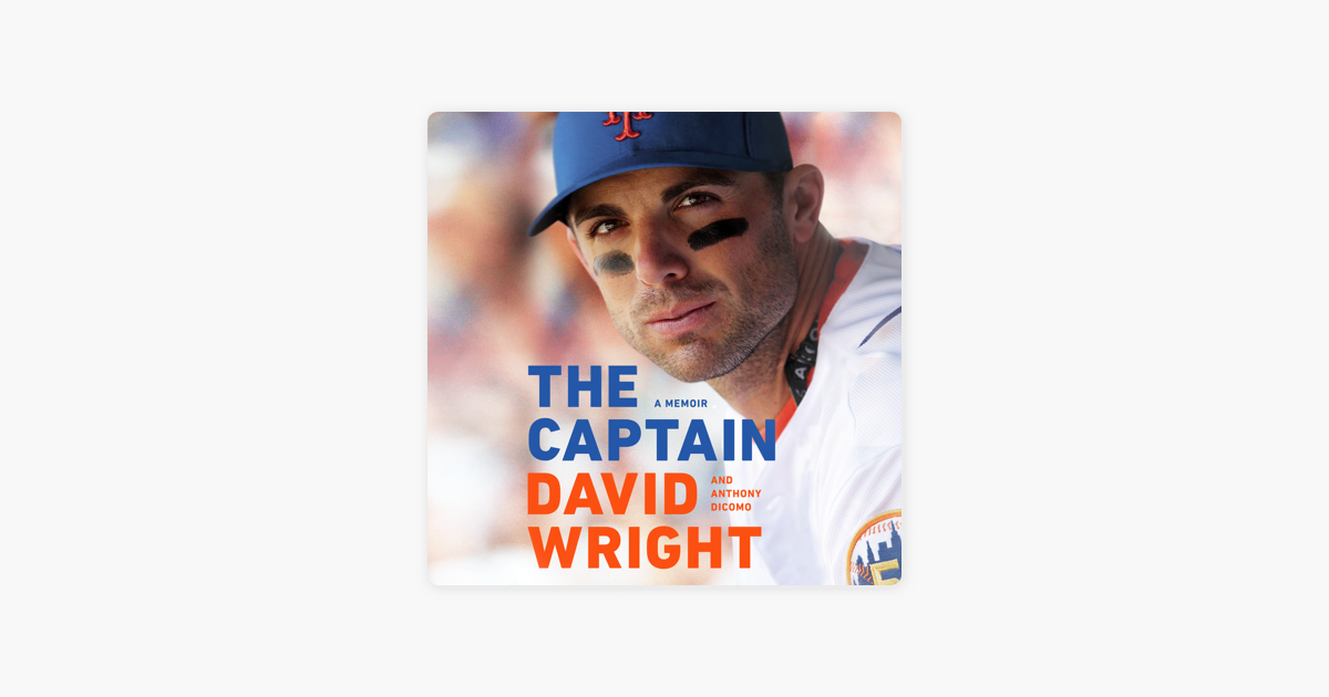 The Captain A Memoir Unabridged On Apple Books Anthony dicomo is the mets beat writer for mlb.com and the chairman of the baseball writers' association of america's new york chapter. apple books apple