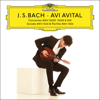 Avi Avital - Bach (Extended Tour Edition)  artwork