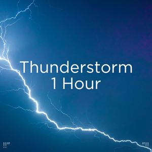 "Sounds Of Nature : Thunderstorm, Rain & Thunder Storms & Rain Sounds - !!"" Thunderstorm 1 Hour ""!!"