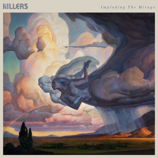 Art for Caution by The Killers