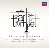 Hakan Hardenberger - The Art of the Trumpet - Clarke: Suite in D - 5. Serenade (Andante)
