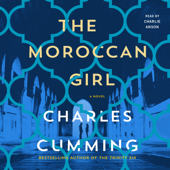 The Moroccan Girl - Charles Cumming Cover Art
