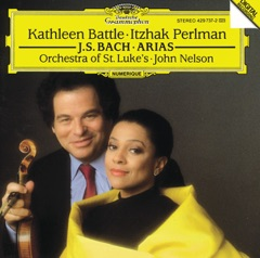 Bach: Arias for Soprano and Violin