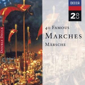 Vienna Philharmonic & Willi Boskovsky - Jubel Marsch (Kaiser Franz Joseph I: Rettungs-Jubel-Marsch, Op. 126) - arr. Sandauer