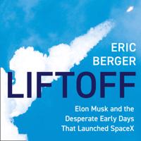 Eric Berger - Liftoff artwork