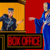 Aja - BOX Office  artwork