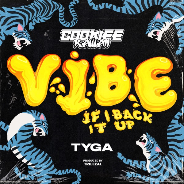 Vibe (If I Back It Up) - Single