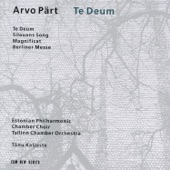 Estonian Philharmonic Chamber Choir - Part: Magnificat