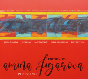 Amina Figarova - Persistence