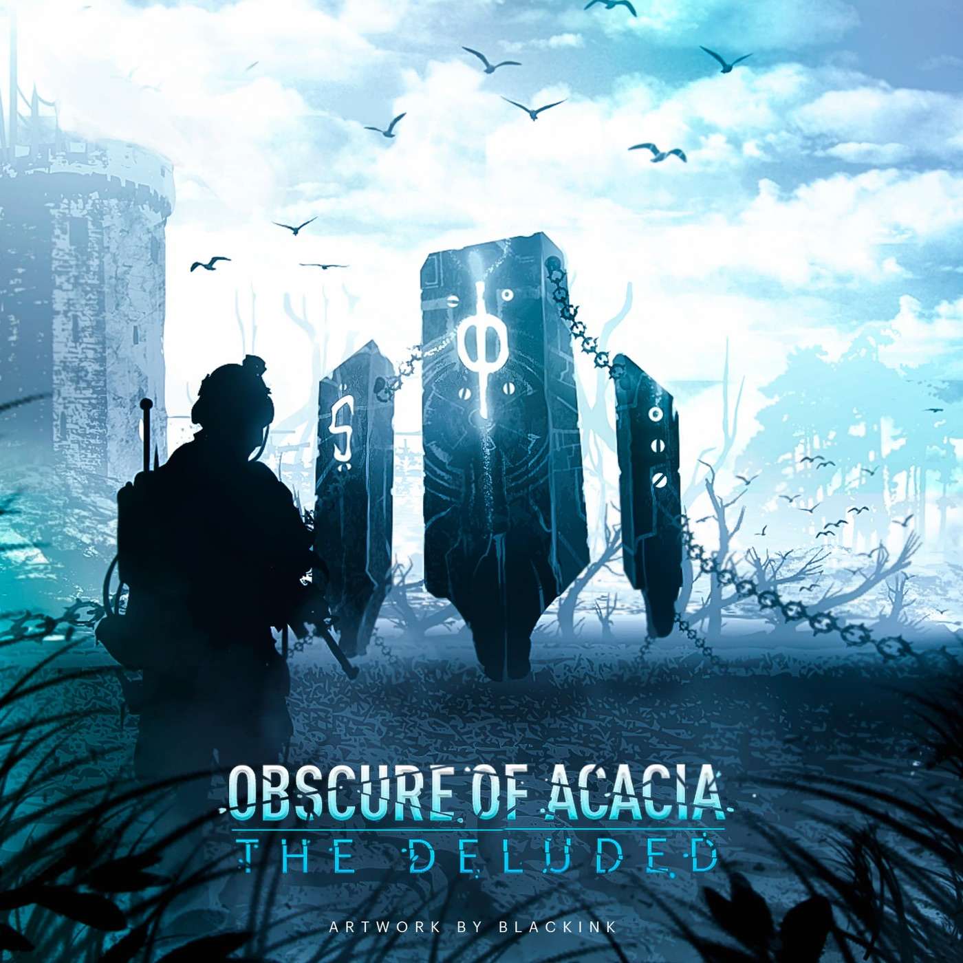 Obscure of Acacia - The Deluded [single] (2019)