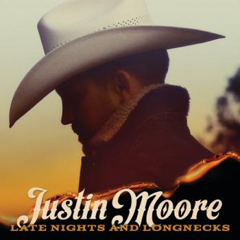 Late Nights and Longnecks Justin Moore album songs, reviews, credits