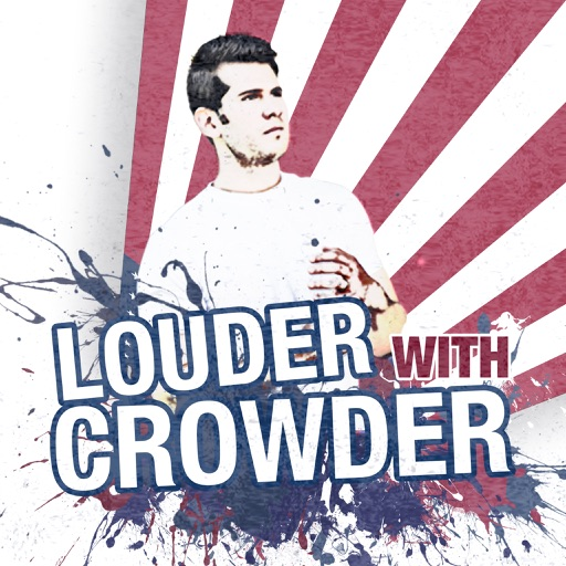 Cover image of Louder With Crowder