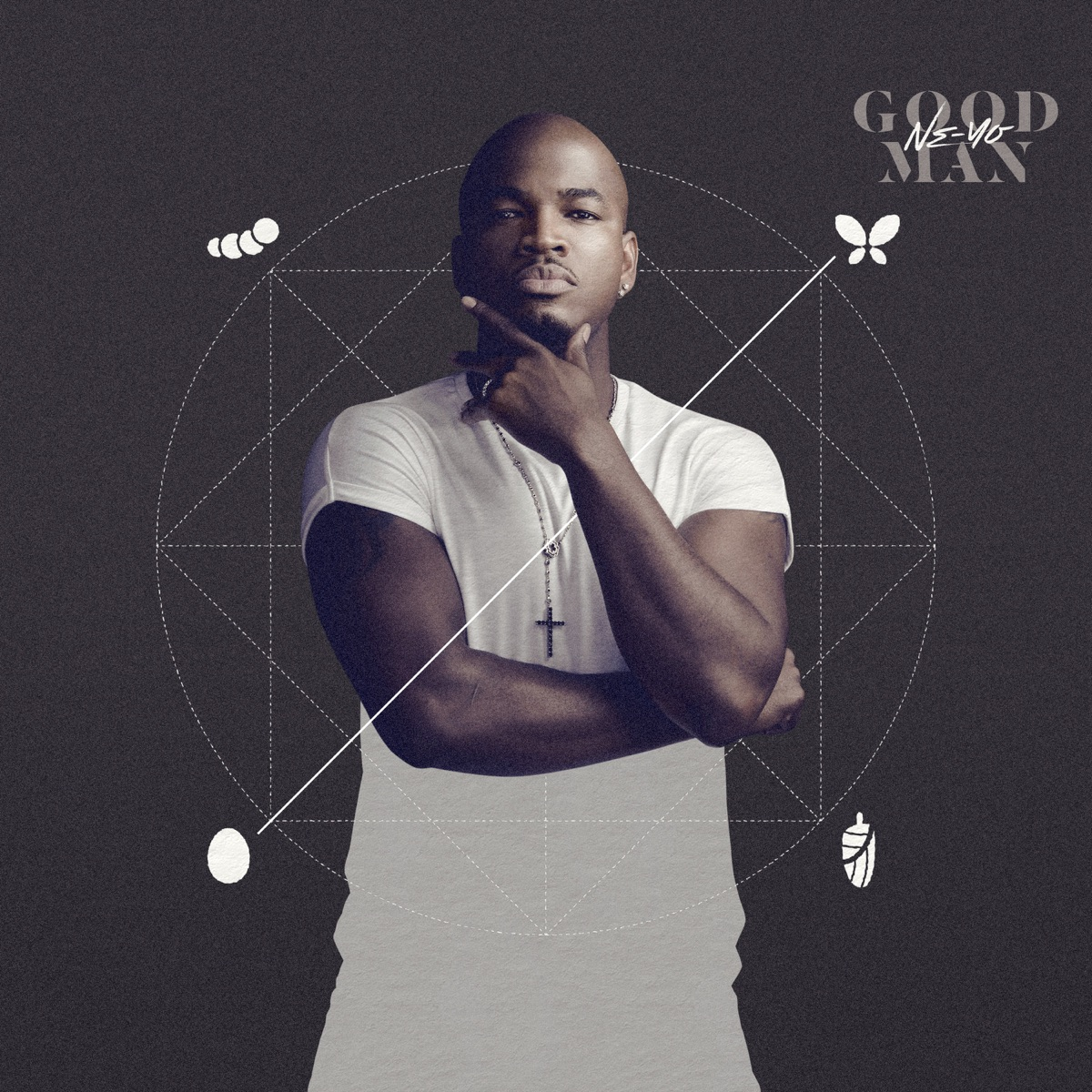 GOOD MAN Deluxe Ne-Yo CD cover