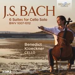 J.S. Bach: 6 Suites for Cello Solo BWV 1007-1012