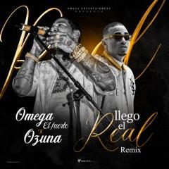 Llego El Real Remix (En Vivo)