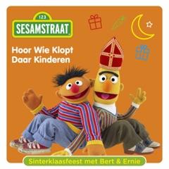 Hoor wie klopt daar kinderen? Sinterklaasfeest met Bert & Ernie (Sesamstraat)