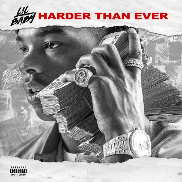 ITUNES - Lil Baby - Harder Than Ever (2018) [iTunes Plus
