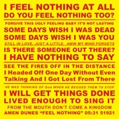 Amen Dunes - Feel Nothing