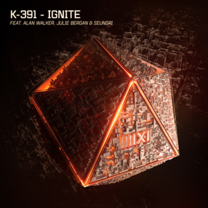 K-391 - Ignite feat. Alan Walker, Julie Bergan & SeungRi