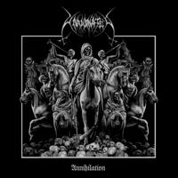 Unanimated - Annihilation - EP artwork