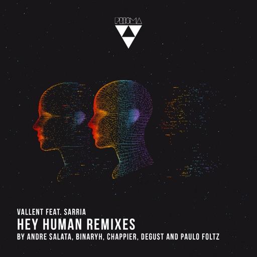 Hey Human Remixes (feat. Sarria) by Vallent