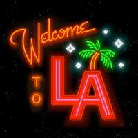 Podcast cover art for Welcome to LA