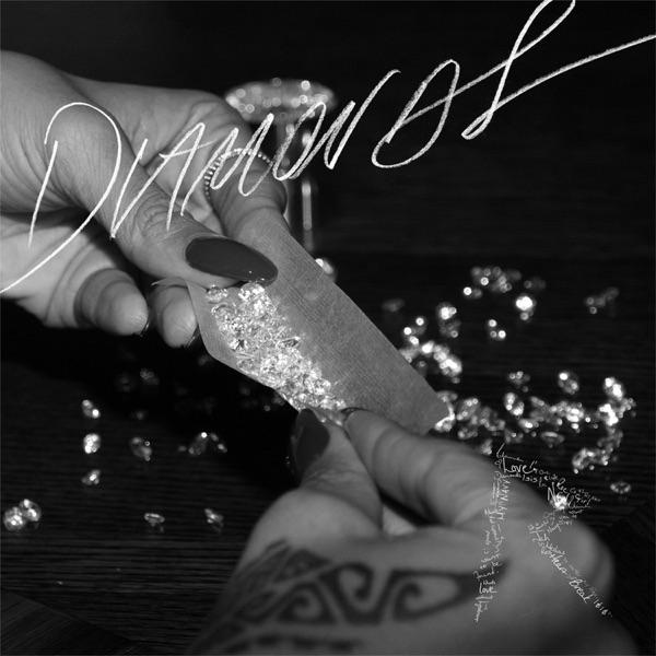 Rihanna  -  Diamonds diffusé sur Digital 2 Radio