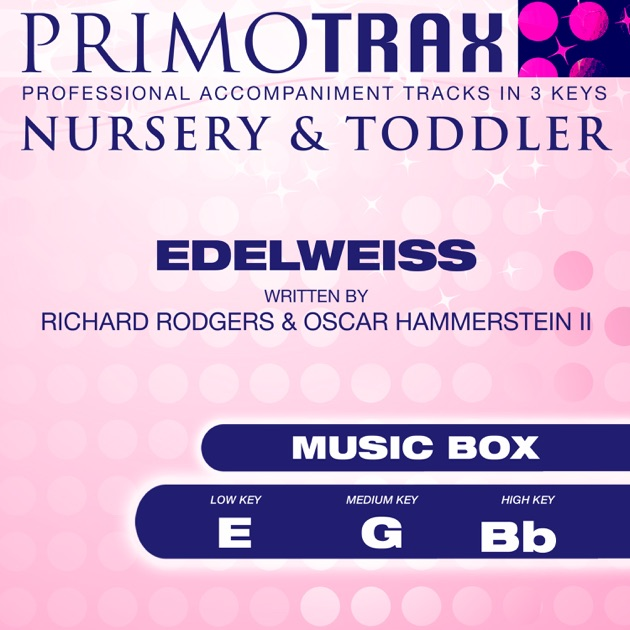 Edelweiss Nursery Toddler Primotrax Music Box Lullabies Performance Tracks Ep By Kids Party Crew On Le