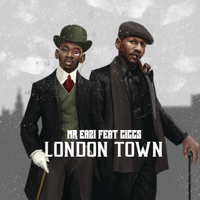 London Town (feat. Giggs) - Mr Eazi