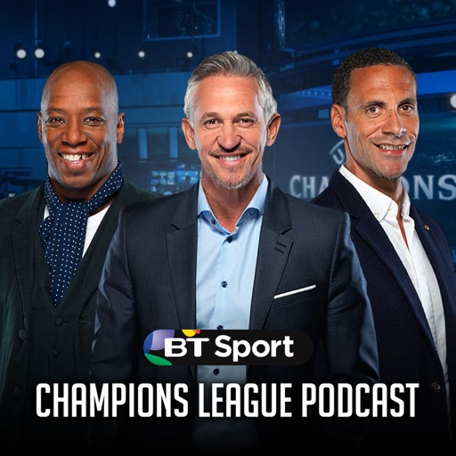 Cover image of Champions League Podcast