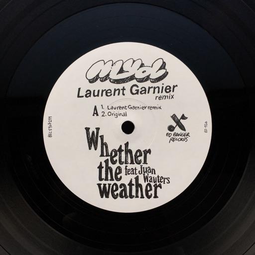 Whether the Weather (Laurent Garnier Remix) - Single by Laurent Garnier & Myd & Juan Wauters