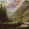 Josef Suk & Jan Panenka - Brahms: Viola Sonatas - Schumann: Märchenbilder artwork