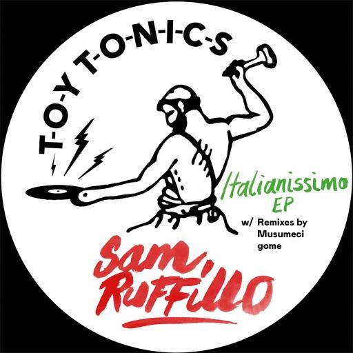 Italianissimo - EP by Sam Ruffillo