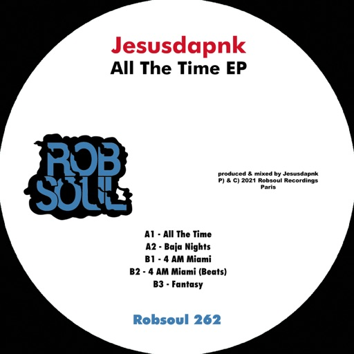 All the Time EP by Jesusdapnk