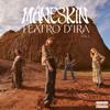 Måneskin - I WANNA BE YOUR SLAVE  artwork