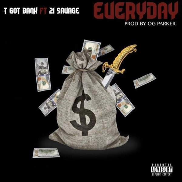 Everyday (feat. 21 Savage) - Single