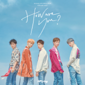 N.Flying 4th Mini Album 'How Are You?' - EP