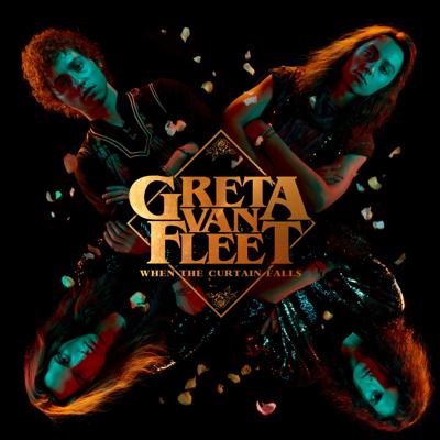 When the Curtain Falls - Greta Van Fleet song