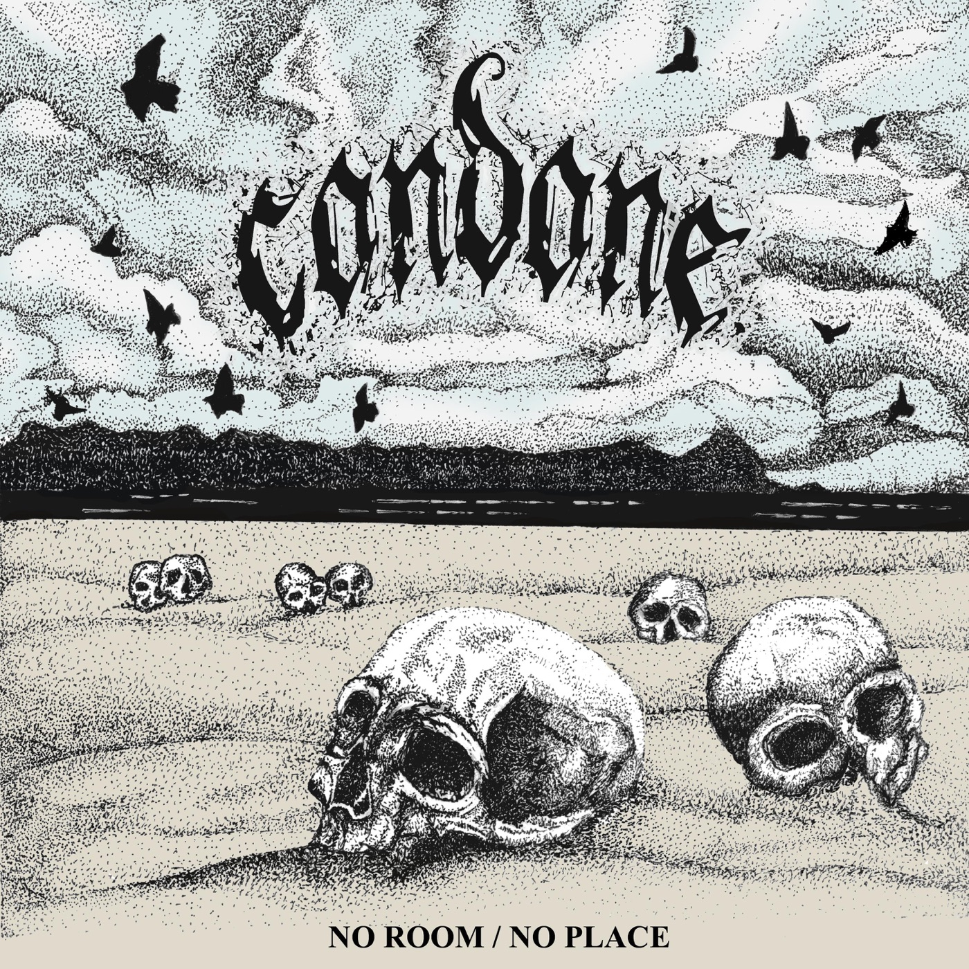 Condone - No Room / No Place [EP] (2018)