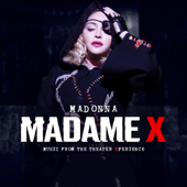 Madame X - Music From The Theater Xperience (Live) - Madonna Cover Art