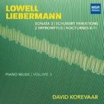 David Korevaar - Variations on a Theme of Schubert, Op. 100